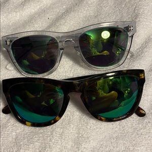 Westward Leaning Sunnies set